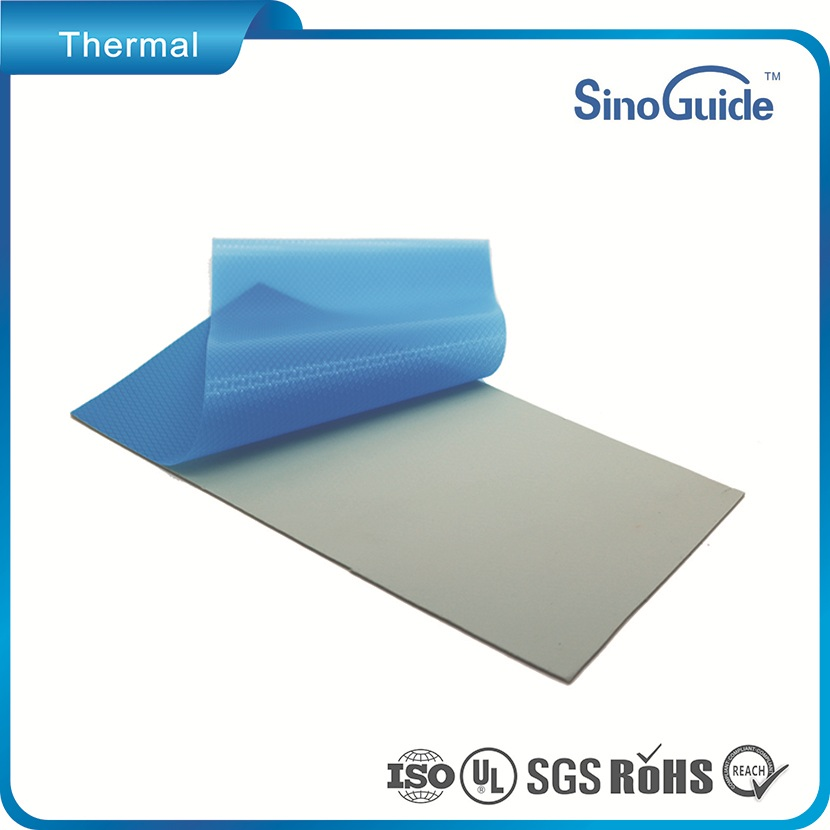 Silicone Thermal Pad Pads for Chipset Chips