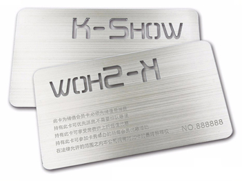 Etching Stainless Steel in China